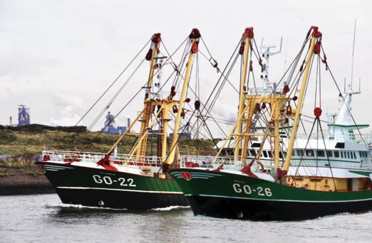 GreenDeal-SchoneZee-vissersboten