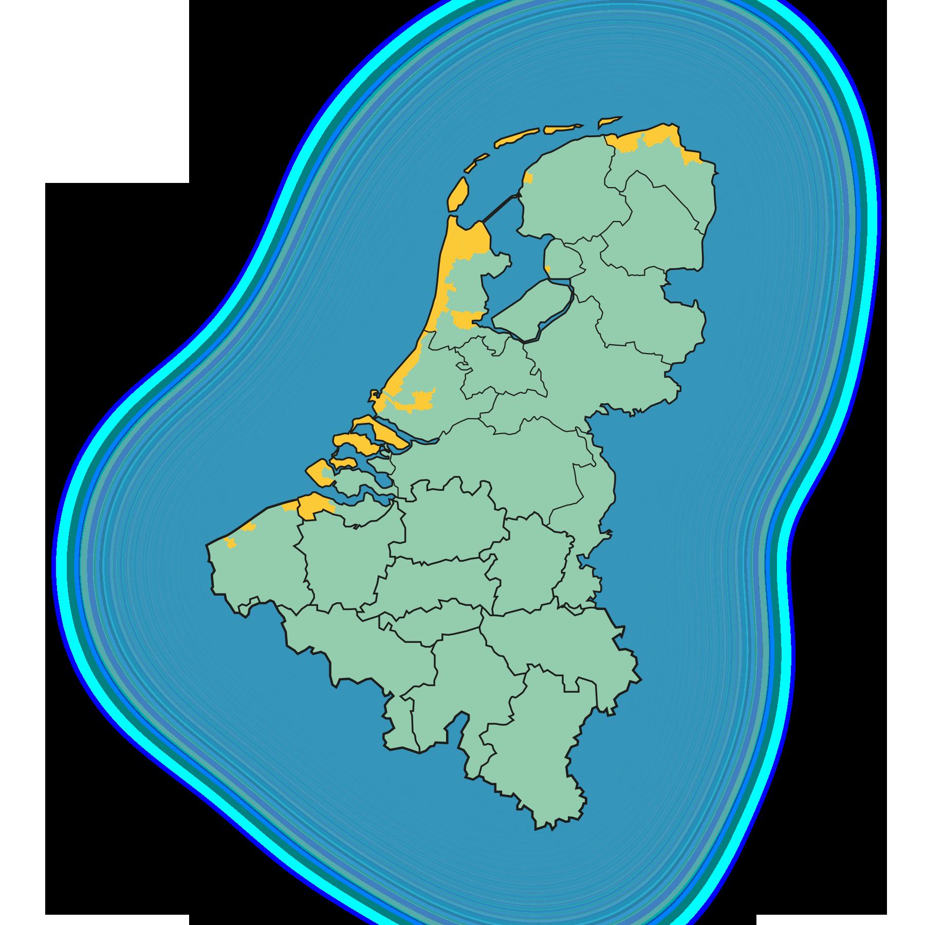 KIMO-leden-in-kaart-water
